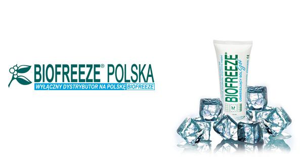 Biofreeze – nasz kolejny sponsor